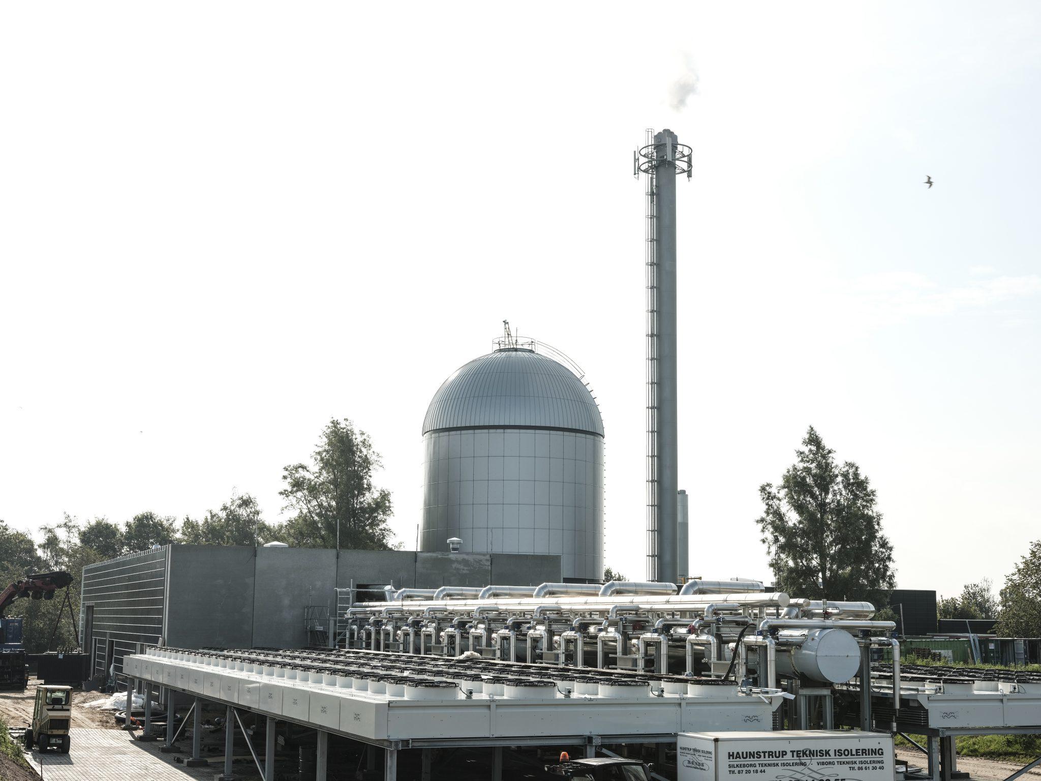 Støvring Kraftvarmeværk